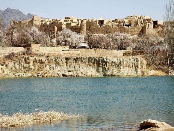 قلعه طرق رود نطنز
