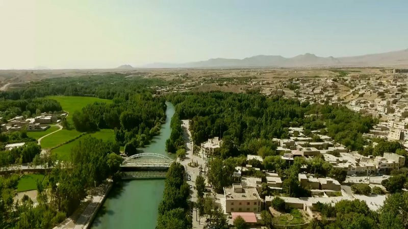 قلعه چهار برج باغ بهادران
