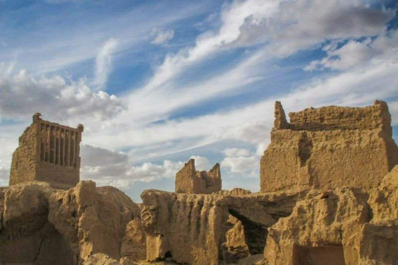 قلعه عمرانی گناباد
