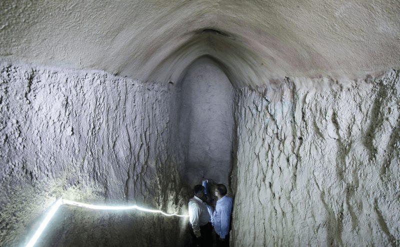 قنات تاریخی وزوان