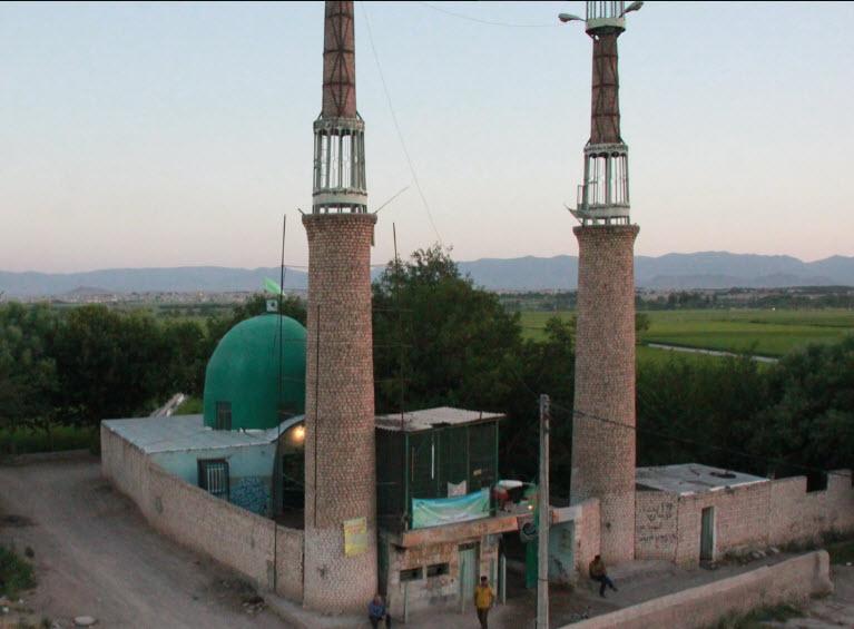 مسجد صباحی زرین شهر