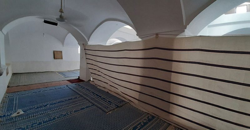 مسجد عربهای خور و بیابانک