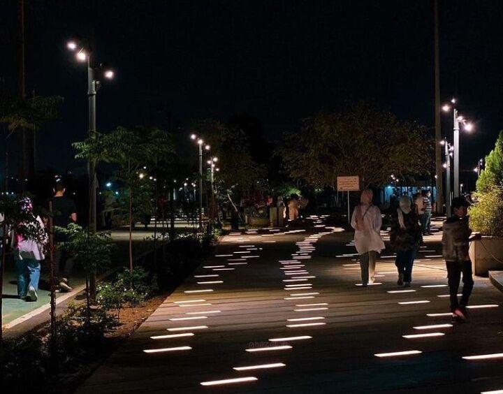 پیادهراه استاد شجریان در شیراز افتتاح شد