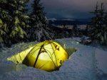 روشهای گرم کردن چادر مسافرتی