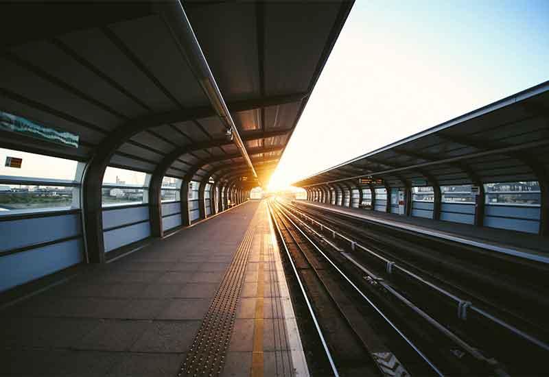 قطار مشهد