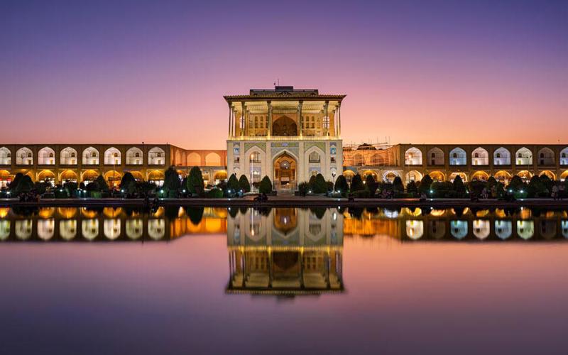 کاخ عالیقاپو