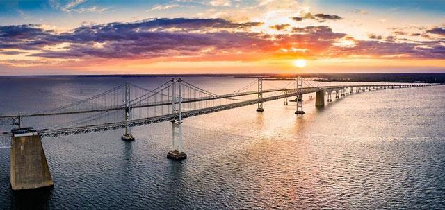 پل خلیج چساپیک